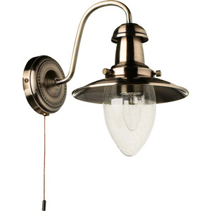 Бра Artelamp A5518AP-1AB бра artelamp interior a7108ap 1ab