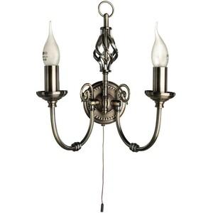 Бра Artelamp A8392AP-2AB бра artelamp interior a7107ap 1ab