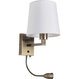 Бра Artelamp A9246AP-2AB цена
