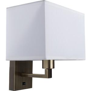 Бра Artelamp A9248AP-1AB бра artelamp interior a7108ap 1ab