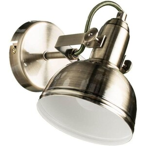 Спот Artelamp A5213AP-1AB бра artelamp a7107ap 1ab