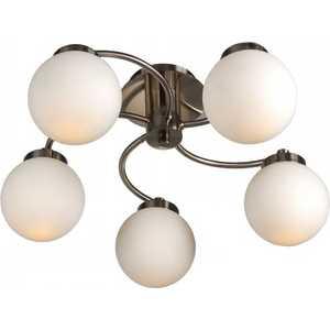 Люстра Artelamp A8170PL-5SS бра artelamp interior a7107ap 1ab