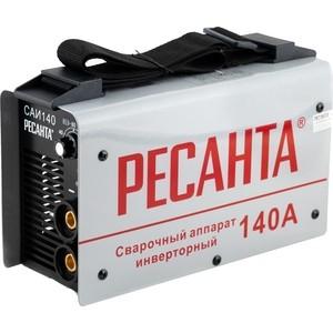 Сварочный инвертор Ресанта САИ 140 сварочное оборудование ресанта саи 160