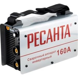 Сварочный инвертор Ресанта САИ 160 сварочное оборудование ресанта саи 160