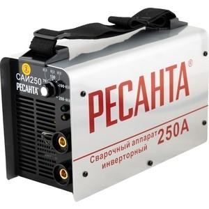 Сварочный инвертор Ресанта САИ 250 сварочный полуавтомат ресанта саипа 135