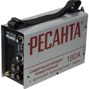 Сварочный инвертор Ресанта САИ 180 АД горелки для аргонно дуговой сварки купить