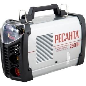 Сварочный инвертор Ресанта САИ 250 ПН сварочный инвертор ресанта саи 140