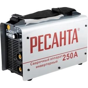 цена на Сварочный инвертор Ресанта САИ 250 в кейсе
