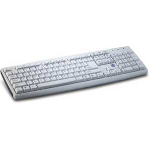 Клавиатура Genius KB-06XE White USB