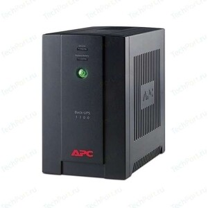 ИБП APC Back-UPS 1100VA with AVR 230V Russian (BX1100CI-RS)
