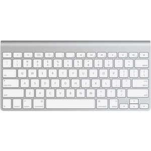Клавиатура Apple Wireless Keyboard MC184 Bluetooth White (MC184RS/B)