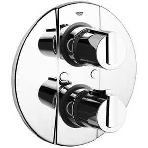 Термостат для ванны Grohe Grohtherm 2000 (19355000) смеситель для ванны grohe grohtherm 2000 new 34174001