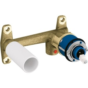 Смеситель для ванны Grohe Atrio jota внутренний механизм на 2 отверстия (33769000) смеситель для биде grohe atrio jota 24010000