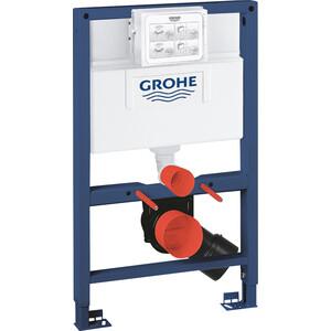 Инсталляция Grohe Rapid sl для унитаза 2ой смыв высота 0.82м (38526000)