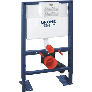 Инсталляция Grohe Rapid sl для унитаза 2ой смыв высота 0.82 м усиленная (38587000)