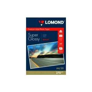 Бумага Lomond A4 суперглянцевая (1106100)