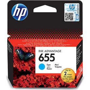 Картридж HP cyan (CZ110AE) мфу hp deskjet ink advantage 5275