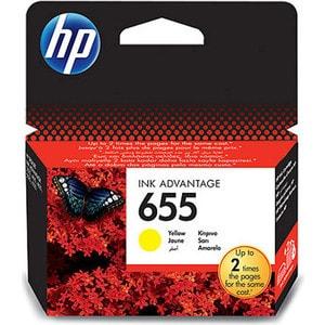 Картридж HP yellow (CZ112AE) мфу hp deskjet ink advantage 5275