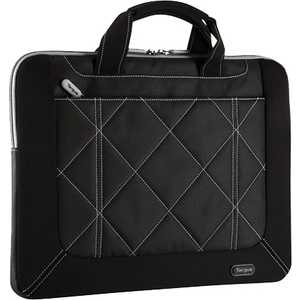 Сумка Targus Pulse Laptop Slipcase 15-16 black-grey