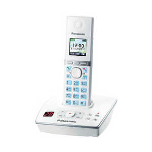 Радиотелефон Panasonic KX-TG8061RUW радиотелефон