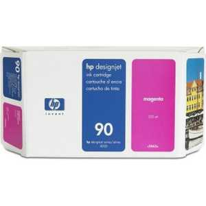 Картридж HP 90 400ml magenta (C5063A) suhe 400ml 12 69