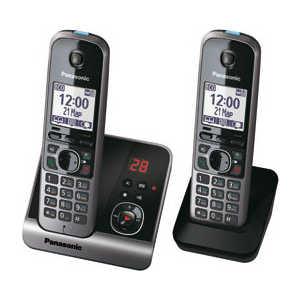 Радиотелефон Panasonic KX-TG6722RUB