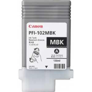 Картридж Canon PFI-102MBK matte Black (0894B001) canon pfi 206 mbk matte black
