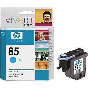 Печатающая головка HP 85 cyan (C9420A) sgmph 08a1a yr11 85