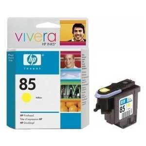 Печатающая головка HP 85 yellow (C9422A) картридж для принтера hp 85 c9422a yellow