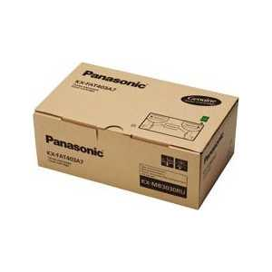 Картридж Panasonic KX-FAT403A7 блок расширения panasonic kx ns520ru