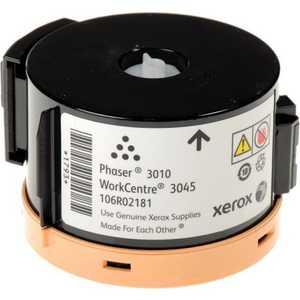 Картридж Xerox (106R02181) картридж xerox 106r02181 черный