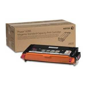 Картридж Xerox magenta (106R01389) картридж c13t804300 magenta