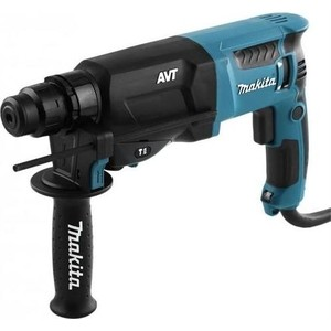 Перфоратор SDS-Plus Makita HR2611FT(X5) перфоратор makita hr2611ft