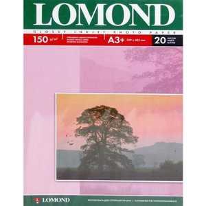Lomond Бумага односторонняя глянцевая (0102018) бумага для принтера lomond 0310221