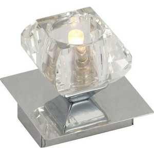 Точечный светильник Globo 5692-1 подвесной светильник коллекция cubus 5692 1h хром globo глобо