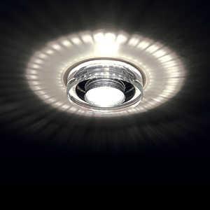 Точечный светильник Lightstar 2040 lightstar точечный светильник ottico 214419