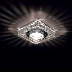Точечный светильник Lightstar 2050 lightstar точечный светильник ottico 214419