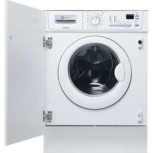 Встраиваемая стиральная машина Electrolux EWG 147410 W встраиваемая стиральная машина electrolux ewx 147410w white