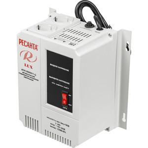 Стабилизатор напряжения Ресанта АСН-2 000 Н/1-Ц Lux стабилизатор ресанта асн 5000 н 1 ц lux
