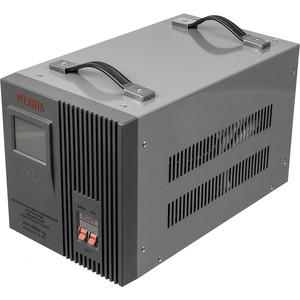 Стабилизатор напряжения Ресанта АСН-8 000/1-Ц стабилизатор электронного типа настенный асн 10 000 н 1 ц lux ресанта