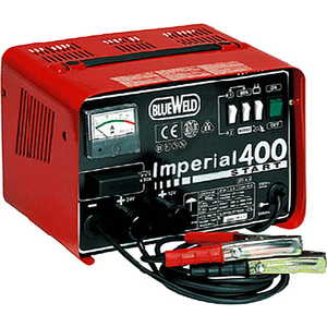Пуско-зарядное устройство Blueweld Imperial 400 Start  цены