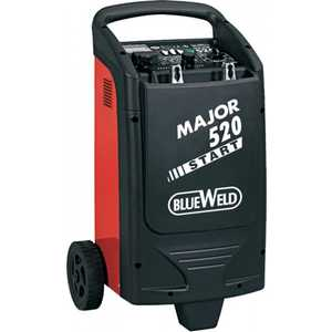 Пуско-зарядное устройство Blueweld Major 520 зарядное устройство для аккумуляторов duracell cef14