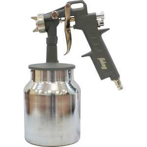 Краскопульт пневматический Fubag BASIC S750/1.5 HP (110102) краскопульт пневматический fubag basic g600 1 5 hp 110103