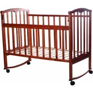 Кроватка Агат Золушка 1 (вишня) 52103