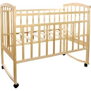 Кроватка Агат Золушка 1 (светлая) 52100