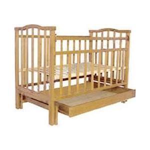 Кроватка Агат Золушка 4 (светлая) 52100