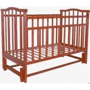 Кроватка Агат ''Золушка-5'' (вишня) 52103