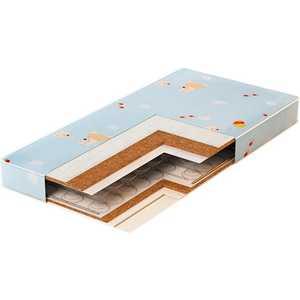 Плитекс Матрас в кроватку ''Комфорт-стандарт 1'' (60*119) КС-119-01