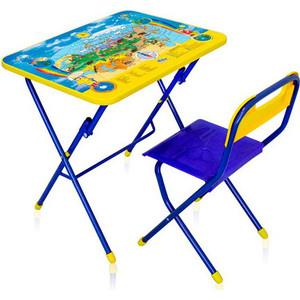 Комплект детской мебели Ника ''Познаём мир'' КПУ1
