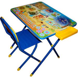 Набор детской мебели Дэми ''Союзмультфильм-Львенок и черепаха'' (голубой)